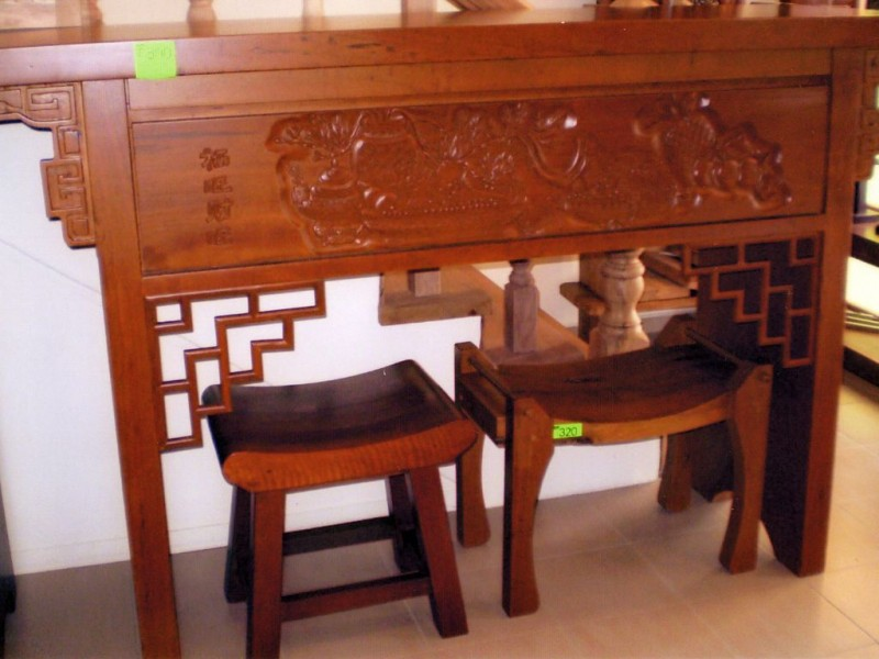 Solid Wood Furniture Golden Aero Wooden Manufacturing